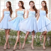 2013 short formal dress bride evening dress  formal dress