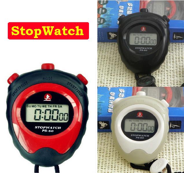 ps 2 genuina cronometro elettronico cronometro arbitro atletica in esecuzione cronometro