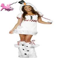 halloween costume Snow White penguin suit Sexy Halloween Costumes snowman Christmas Costumessweet DW0023