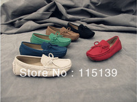 2013 hot sale autumn new fashion new bowknot design children shoes six colors british style  sneakers free shipping