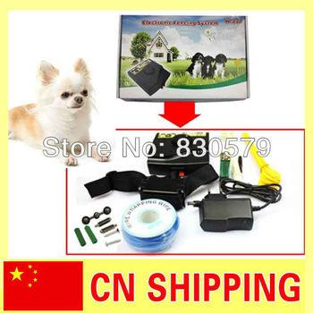 ELECTRIC FENCE DOG COLLARS - ELECTRONIC DOG FENCE AND DOG