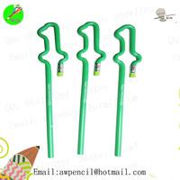 Customized key shape pencil LH-280,ex-factory price