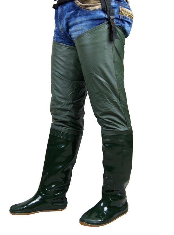 купить рыболовные резиновые сапоги штаны
