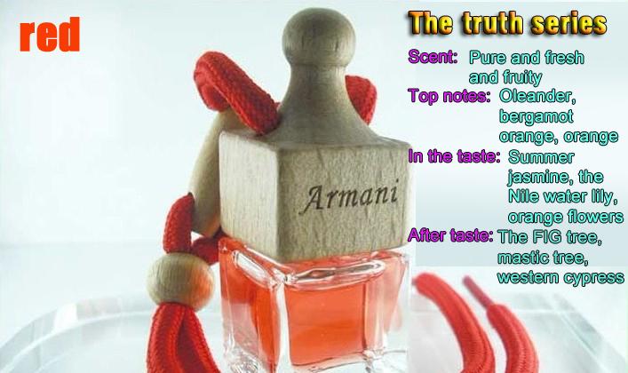 Amini natural hanging decoration car perfume essential oil(China (Mainland))