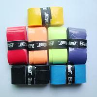 Free shipping(12pcs/lot)Tacky Feel Grip/Overgrip/tennis racket/squash racket/Speedminton/badminton