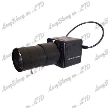 Super Sony CCD 700TVL Bullet camera 6-60mm Auto Vari focal lens security Video Box CCTV cameras