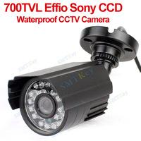 700TVL Sony CCD Effio Outdoor IR Waterproof CCTV Camera