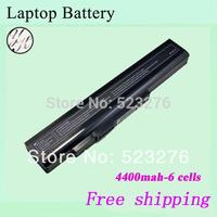 4400mah Free shipping Laptop battery For MSI  A32-A15 MEDION Akoya E6201 E6221 E6222