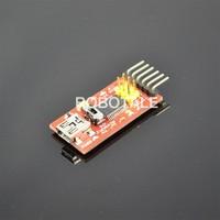 Free shipping  FTDI Basic Program Downloader USB to TTL FT232 for Arduino