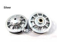 Henglong 3818-1 1:16 1/16 rc wheels  German Tiger 1 RC tank plastic idler wheels, Tiger plastic spare accessories parts wheels