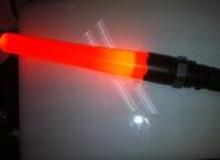 Led glare flashlight traffic baton outdoor signal lamp