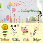 220V 3D Wall Sticker Lamp / Wall Decoration Night Light  Wallpaper(China (Mainland))