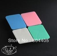 Big Diamond 4 color per set  cosmetic powder puff, facial puff, makeup puff , cosmetic sponge 10 set/lot