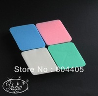 Big Diamond 4 color per set  cosmetic powder puff, facial puff, makeup puff , cosmetic sponge 10 set/lot