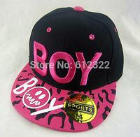 2014 NEW High Quality Baby Sun/ Baseball Golf Hats Kids Snapback Caps Big Brim Sunbonnet Hip-Hop 3-8 years old