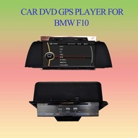 10.1'' touch screen Car DVD player with GPS for  BMW  F10 Supporting the original USB