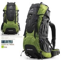 65L military shoulder bag mountaineering  water backpack travel rucksacks Hot-sale