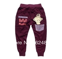 2013 children pants girls leggings harem pants boys pants baby leggings clothing sets boys girls clothes8160040 baby clothing