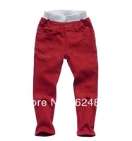 autumn 2013 kids boys pants girls leggings kids winter clothing harem pants boy's jeans girls clothes boys clothing 8160046