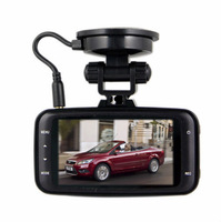 Novatek Full HD Car Camera GS8000L 1920X1080P 30fps G-Sensor IR Night Vision DVR Video Recorder 2.7 inch 140 Degree Angle