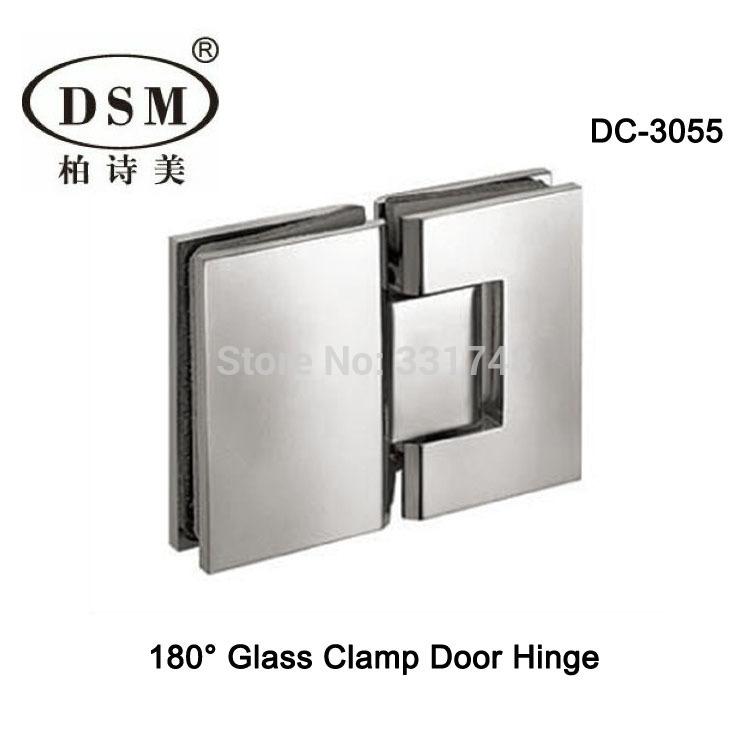 180 degree shower door hinge dc 3055 made of brass glass for 180 degree door