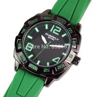 Ikey eyki fashion handsome fashion sports rubber quartz watch mens watch w8511g-b