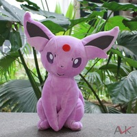 Free Shipping New 2013 Anime Doll  Pokemon Pocket Monster Eevee Espeon Pink Plush Toys Stuffed Toy 20cm Soft Baby Toy