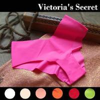 Free shipping fashion women VS pink seamless panties DuPont Ultra-thin Cozy Women V type Underwear Briefs 3 pcs/lot