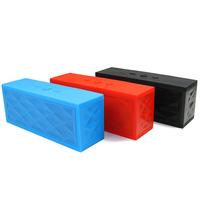 High qulity mini portable wireless speaker calls handsfree stereo bluetooth speakers micro sd card mp3 player FM radio free DHL