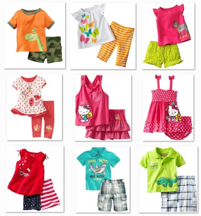 Retail 1PCS Boy's Pajamas Suits Girl's Pyjama Sets Short Sleeve T-shirts Shorts Suit Top Quality Kids Tshirt M1776(China (Mainland))