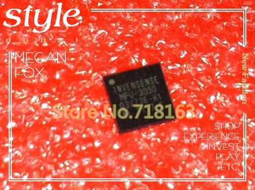 50PCS New original MPU-3050 MPU3050 INVENSENSE three-axis gyro sensor(China (Mainland))