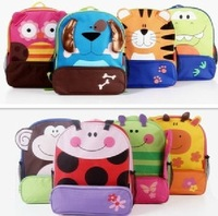 New animal bags zoo backpacks 8 kinds Cartoon Backpacks Kids Bags Oxford Canvas School Bags Children Backpacks Gift For Children