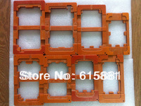 8 pcs/lot, LCD screen mould molds for iPhone 5/4s Samsung Galaxy S4 i9500,Note2 N7100,S3 i9300,S3 mini i8190,N7000 i9220,HTC ONE