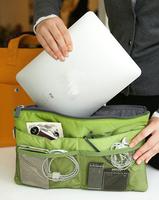 multifunctional phone computer laptop bag Storage bag make up cosmetic bags/handbags women HP07