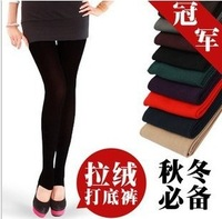Wholesale!  Women's Winter Thick Warm High Waist Leggings Slim Stretch Footless Tights Leggings Pants   Free Shipping!!