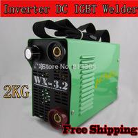New Protable DIY Mini IGBT inverter DC MMA welding machine/welding equipment /welder/welding tool suitable 3.2 electrode