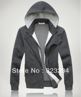2013 Sport Jacket Men Brand Korean Cultivating Pro Hoody For Men Teenagers's Coat  Size:M  L   XL   XXL