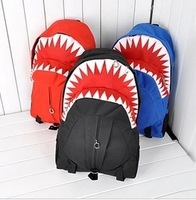new 2013 children's school bags for girls back to school shark backpack backpacks for teenage girls cute backpacks high school