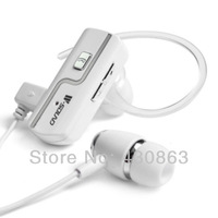 Free Shipping Wireless Bluetooth Stereo Headset Earphone Bluetooth Earpiece for Cell Phone Samsung iPhone iPad Nokia HTC SONY