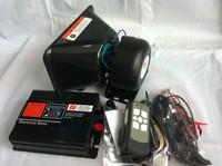 Car alarm as920 wireless alarm 200w siren alarm full set