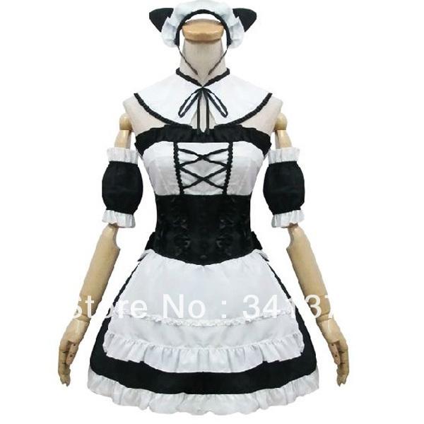 Aliexpress.com : Buy fancy maid costume custom made ...