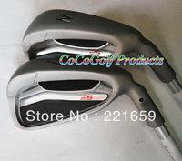 Hot New 2013 golf Club G-25 golf irons set(3-9.S.W 9pcs)TFC 360 graphite shaft R/S EMS Free shipping