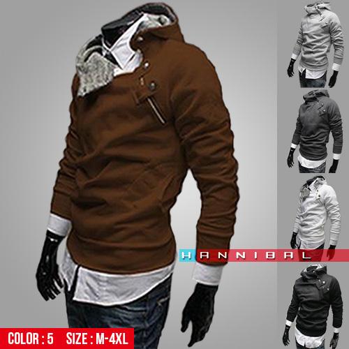 Freeshiping,2014 NEW Autumn&Winter Rabit fur Hoodies Sweatshirt Men,Fashion Hoodies Jackets Coat Male(China (Mainland))