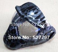 Black Mamba Series Airsoft Paintball Anti-Fog Lens Mask/Goggles Black Free Shipping