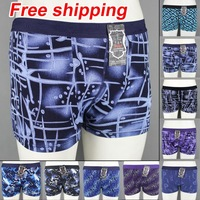 Wholesale 4pcs/lot High Quality Men's Underwear,Sexy,Men boxer shorts underwear,Boxer Shorts for men free shipping