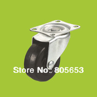 Swivel top plate industrial Plastic duty castor with brake(IC16)