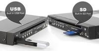 2013 hot sales car half din dvd player USB reader Auto mobile 1/2 din