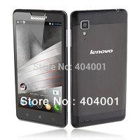 4000mah Lenovo p780 mtk6589 Quad Core Phone 5.0 HD IPS Screen 8MP Android 4.4 Phone WIFI bluetooth Russian free shipping LN