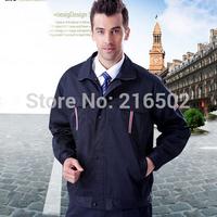 FREE SHIPPING SET OF Jacket + pants engineer uniform mechanic uniform  auto repair uniform