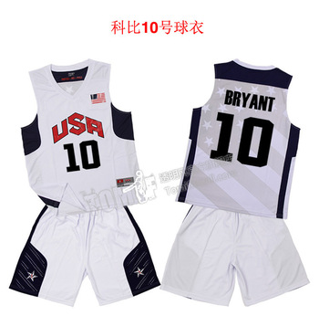 2012 The America dream team basketball jerseys ,Kobe,Anthony basketball sports jerseys ,training uniform,customed number